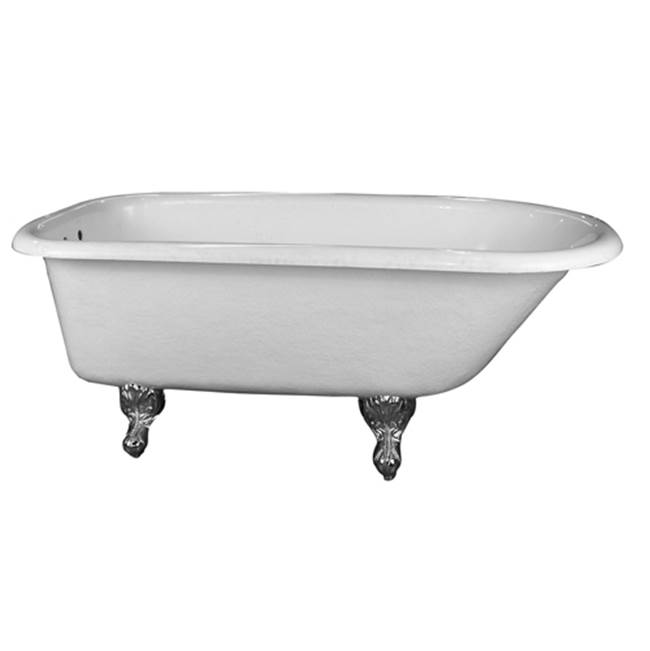 Barclay Clawfoot Soaking Tubs item ATR60-WH-WH