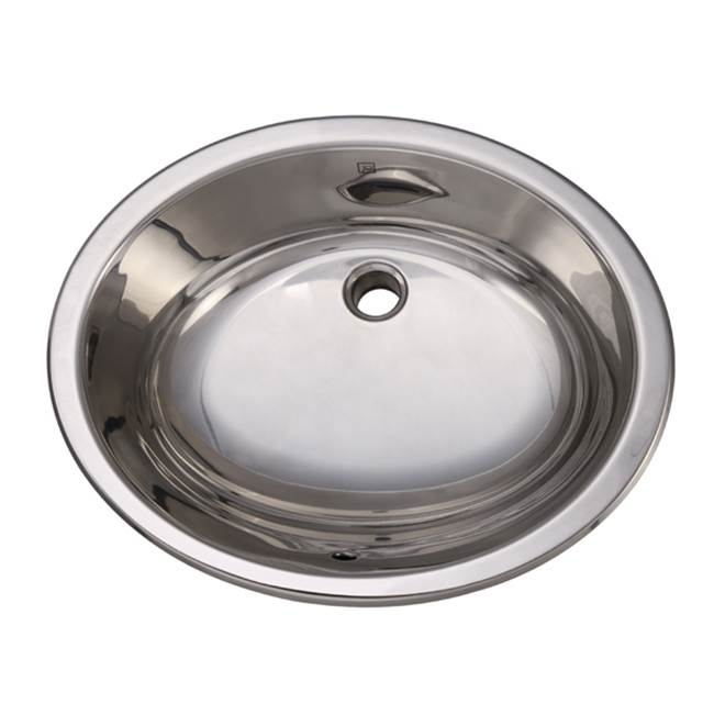 320 60 1300 P Decolav Stainless Steel Lavatory Available In 2 Finishes Undermount Bathroom Sinks