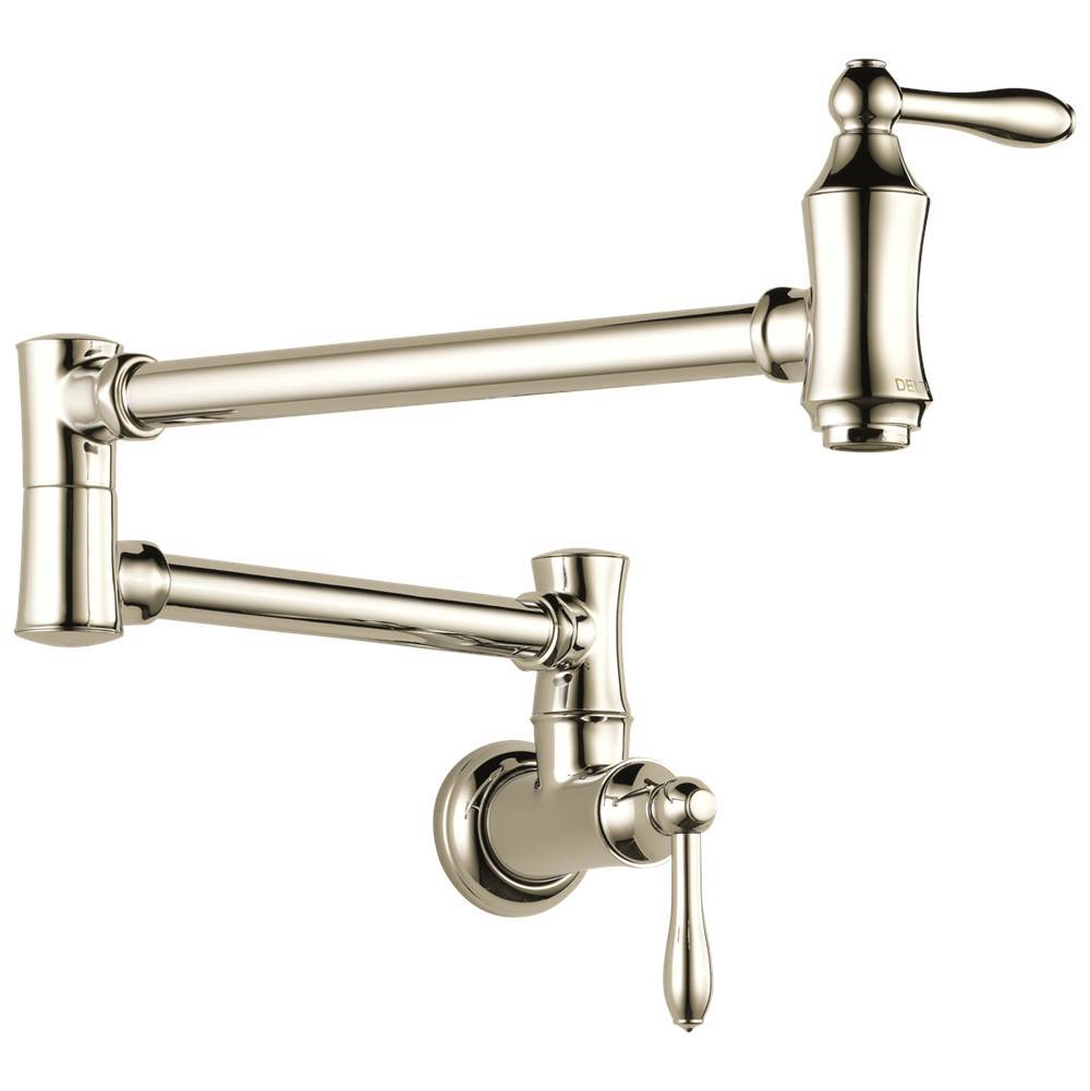 Faucets Pot Filler Faucets | Central Kitchen & Bath Showroom - Sioux ...