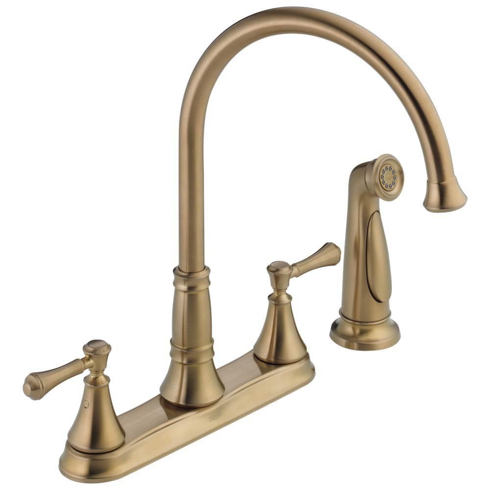 Faucets Kitchen Faucets Bronze Tones | Central Kitchen & Bath ...