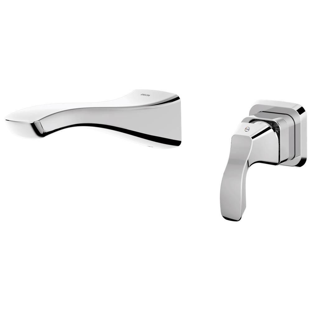Delta Faucet T552lf Wl At Central Kitchen Bath Showroom Serving