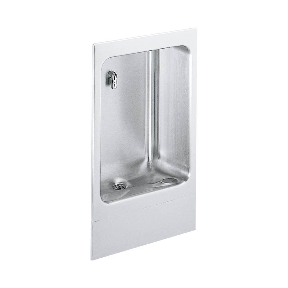 Drinking Fountains Steel | Central Kitchen & Bath Showroom