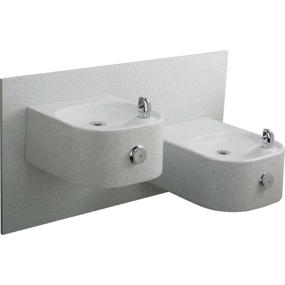 Faucets Drinking Fountains White Central Kitchen Bath Showroom