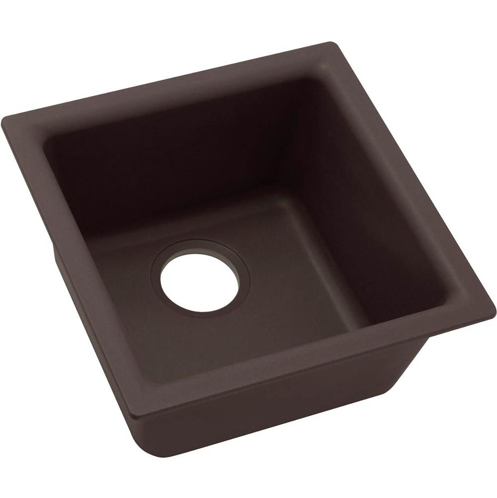 Elkay ELX1616CN0 At Central Kitchen U0026 Bath Showroom Serving The Sioux City,  IA Area. Traditional Drop In Bar Sinks In A Decorative Chestnut Finish ...