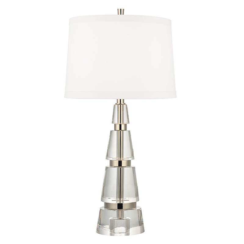 Hudson valley lighting l777 pn ws sales at central for Table lamp in kitchen