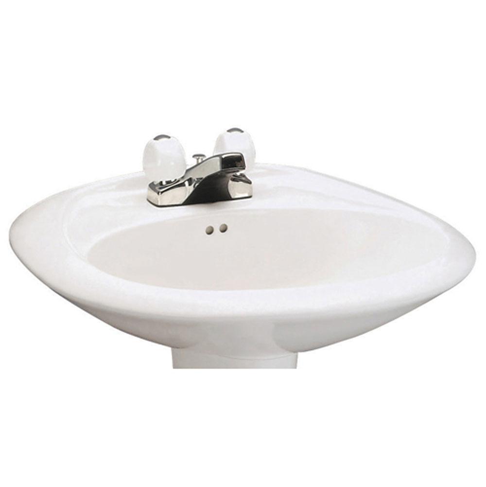 Sinks Pedestal Bathroom Sinks | Central Kitchen & Bath Showroom ...