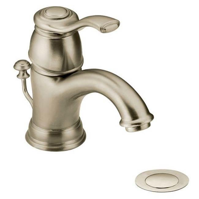 Bathroom Sinks Moen moen bathroom sink faucets single hole | central kitchen & bath