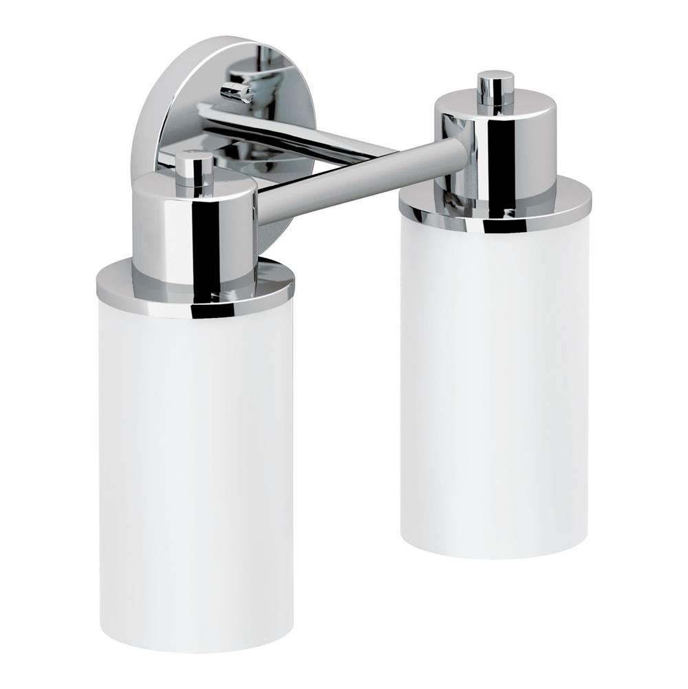 153 85 190 05 Dn0762ch Moen Chrome Bath Light