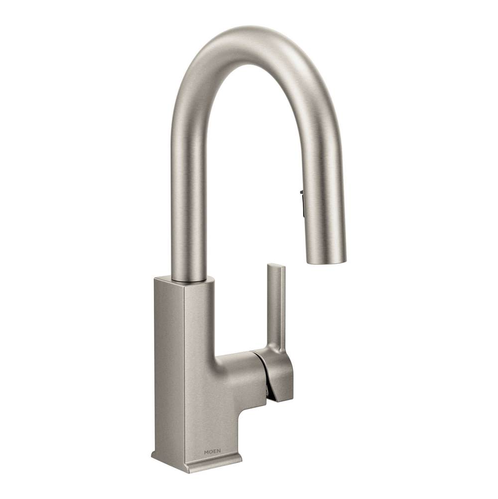 Kitchen Faucets Bar Sink Faucets Pewter | Central Kitchen & Bath ...