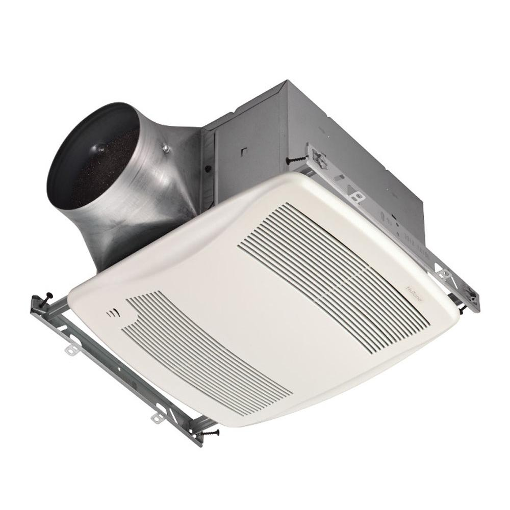 Heating And Ventilation Bath Exhaust Fans White | Central Kitchen ...