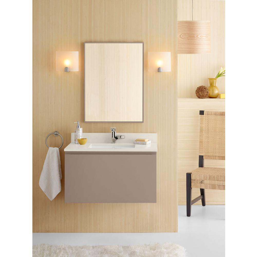 $1,59800 017831e12 · Ronbow; Ariella 31'' Wall Mount Bathroom Vanity  Base Cabinet