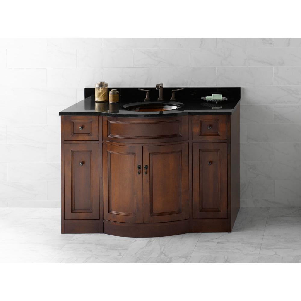 Bathroom Vanities Central Kitchen Bath Showroom SiouxCity - 45 inch bathroom vanity for bathroom decor ideas