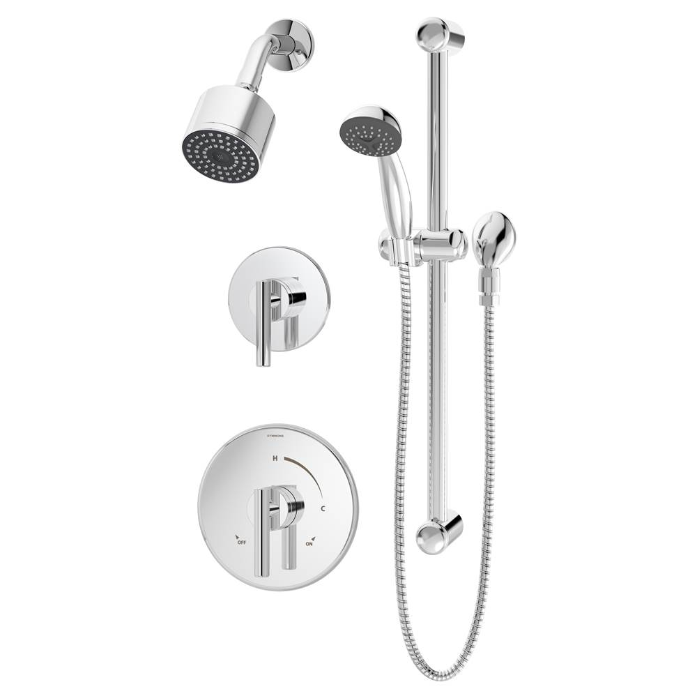 Symmons Bathroom Showers | Central Kitchen & Bath Showroom - Sioux ...