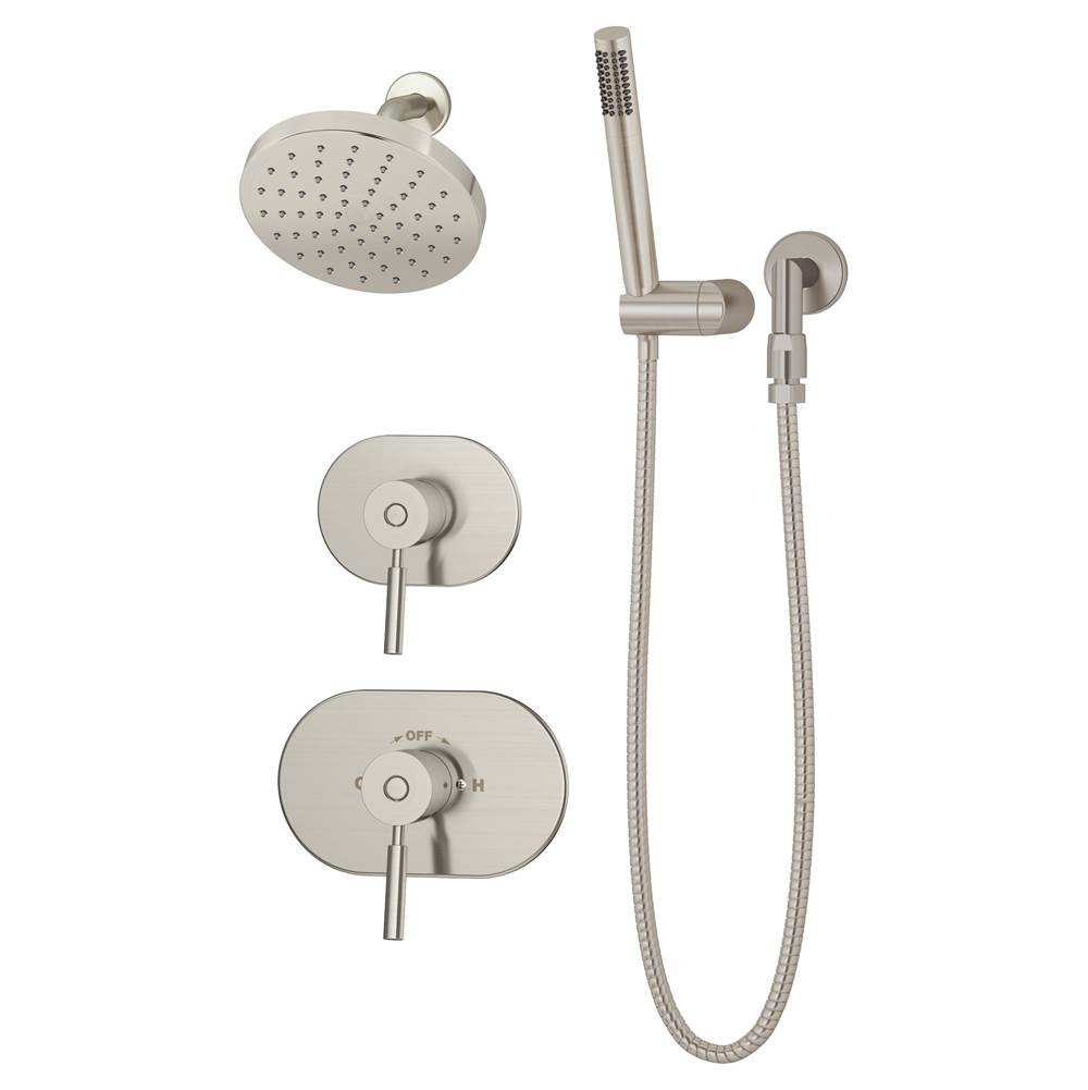 Bathroom Showers Shower Systems | Central Kitchen & Bath Showroom ...